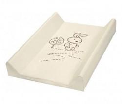 Klups Tvrda podloga za presvlačenje beba little bunny - 70cm ( PT70/023 )