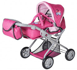 Knorr Toys Kyra Butterfly Kolica za lutke ( 61888 )