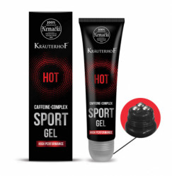 Krauterhof sport gel hot 150ml ( A034942 )