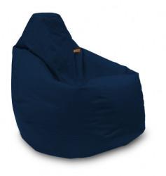Lazy Bag - fotelje - prečnik 90 cm - Teget