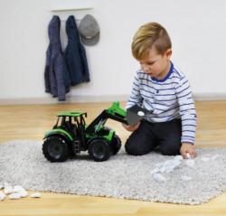 Lena licencirani traktor - bager ( 835805 )