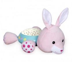 Loreli Bertoni muzička kutija za bebe sa noćnim svetlom - rabbit ( 10280140002 )