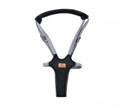 Lorelli bertoni kais za prohodavanje step by step black&grey ( 10010140003 )