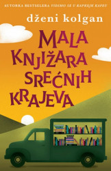 Mala knjižara srećnih krajeva - Dženi Kolgan ( 10728 )
