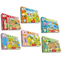 Maxi puzzle, sort ( 05-649000 )