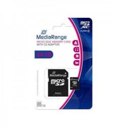 MediaRange 64GB MicroSDXC Class10 sa adapterom MR955 memorijsa kartica ( MCMR955/Z )