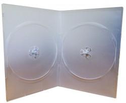 MediaRange BOX10-T2 Kutija dupla DVD 7MM ( 952NB/Z )