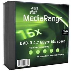 MediaRange MR418 DVD-R 4.7GB 16X ( 556MRS/Z )