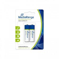 MediaRange MRBAT123 punjive baterije AA- NiMH Accu HR6 2.600mAh ( 123AA )