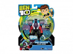 Menart records ben 10 figura four arms ( BT61181 )