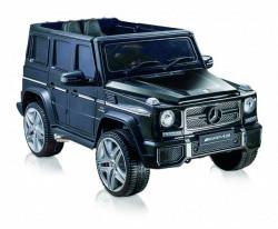 Mercedes AMG 65 Crni - licencirani auto na akumulator - kožno sedište ( A AMG 65-2 )