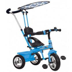 Mix VS Tricikl za decu sa upravljačem i tendom - plavi ( 901346 )