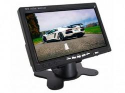 """Monitor za auto/kombi 7"""" LCD LC-728 ( 00B07 )"""