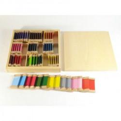 Montesori Drvene pločice u boji ( HTS0007 )