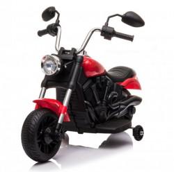 Motor CHOPPER za decu na akumulator - Crveni