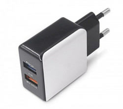 MS industrial adapter MS stream 2.4A dual USB ( ADPSTREAM )