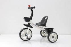 Nani Tricikl Model 426-2 bez tende - Beli ram/beli točkovi