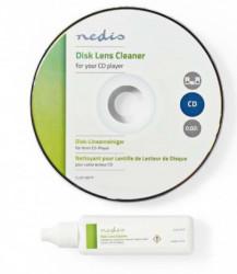Nedis disk za ciscenje CD plejera 20ml CLDK100TP