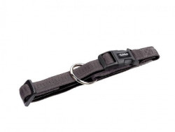Nobby 78513-74 Ogrlica za pse Soft Grip 25mm, 50/65cm sivo crna ( NB78513-74 )