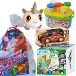 Novogodišnji paketić XL za dečake 7+ godina - 4 igračke ( 012NG955 )