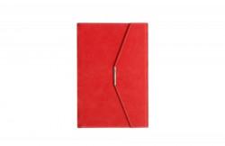 Odesa notes sa magnetnim preklopom A5 crvena ( 128.876.20 )