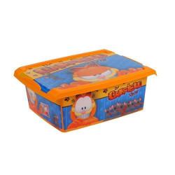 OKT Garfield kutija plastična 10l 39cm x 29cm x 14cm ( 2702 )