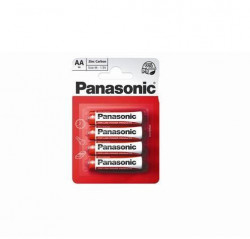Panasonic R6RZ/4BP baterije 4\327AA EU Zinc Carbon
