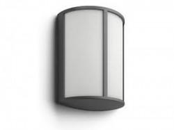 Philips Stock LED spoljašnja zidna svetiljka antracit 1x6W 16464/93/16