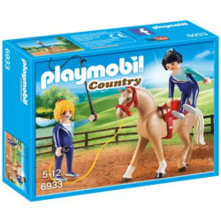 Playmobil Country-6933 Performans na konju ( 18537 )
