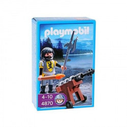 Playmobil Knights - vitez + top ( 4870 )