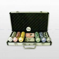 Poker žetoni set od 300kom alu kofer ( 609 306 )