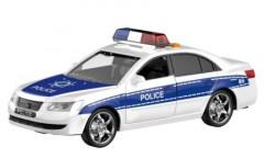 Policijski auto sa zvukom i svetlom 1:16 WY560A ( 50/17966 )