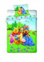 Posteljina za decu winnie the pooh ( 5904003371561 )