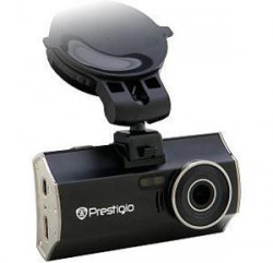 Prestigio RoadRunner 530 Black Car Video Recorder ( PCDVRR530A5 )