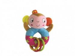 PrimeToys igračka zvečka mekana majmun MoMo ( 0127212 )