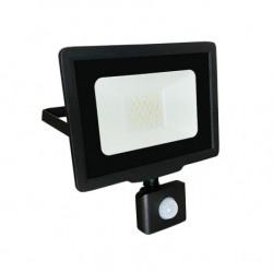 Prosto LED reflektor sa PIR senzorom 30W ( LRF008SW-30/BK )