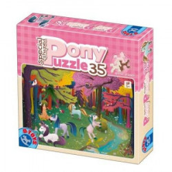 Puzzle Magic Pony 35-01 ( 07/73907-01 )