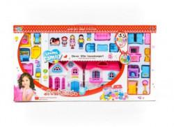 Qunsheng Toys, igračka, kuća za lutke ( A015273 )