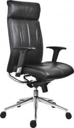 Radna fotelja - CHICHAGO 600 ADJ (prava koža)