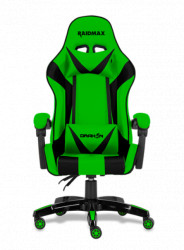 Raidmax Drakon DK602 gejmerska stolica zelena ( 028-0048 )