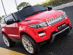 Range Rover Discovery 227 Dečiji auto na akumulator - crveni