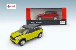Rastar automobil MINI CLUBMAN 1:43 - crv ( A013825 )