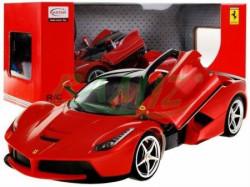 Rastar RC automobil Ferrari LaFerrari 1:14 - crv ( A013811 )
