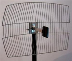 Reinkjet Grid Antenna 2.4GHz, 20dBi, Cable 15m ( ANTE00000019 )