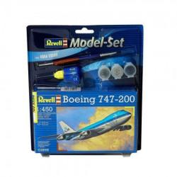 Revell maketa model set boeing 747-200 ( RV63999/5006 )