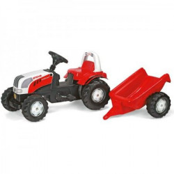 RollyToys Traktor Steyr sa prikolicom ( 012510 )