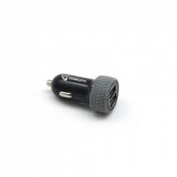 S BOX CC - 31 Black Car USB Charger