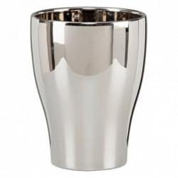 Scheurich saksija za orhideje 608/13 mirror silver ( SH 61169 )