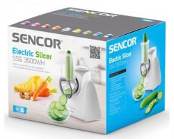Sencor električno rende SSG 3500WH