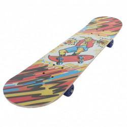 Skejtbord HUGO za decu 78x20cm - Motiv 4 ( TS-3108 )